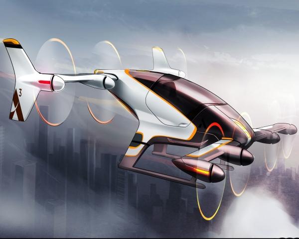¿Autos voladores? Japón cree que pronto serán una realidad