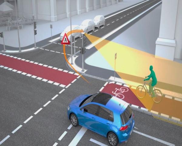 Volkswagen y Siemens se unen para crear semáforos inteligentes