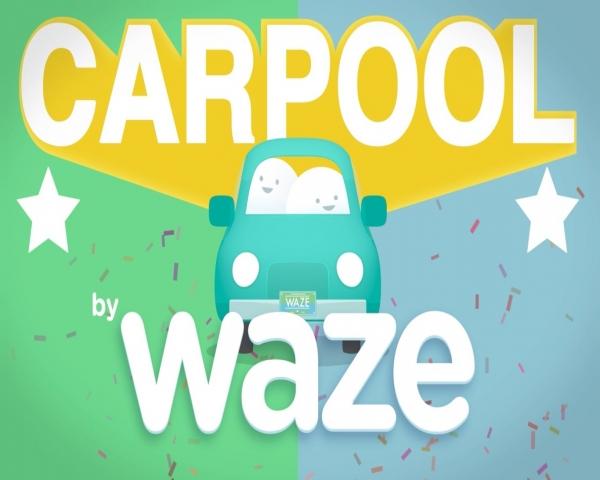 Waze apuesta por el coche compartido en todo el territorio de Estados Unidos