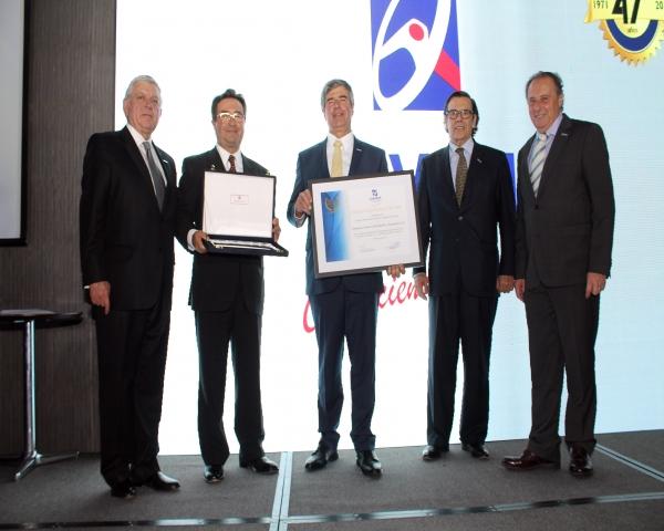 Premio Empresa Automotriz Año 2018