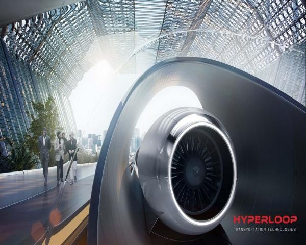 Musk desvela un tramo de pruebas de su Hyperloop para evitar atascos en Los Ángeles