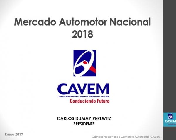 Mercado Automotor 2018 (conferencia)