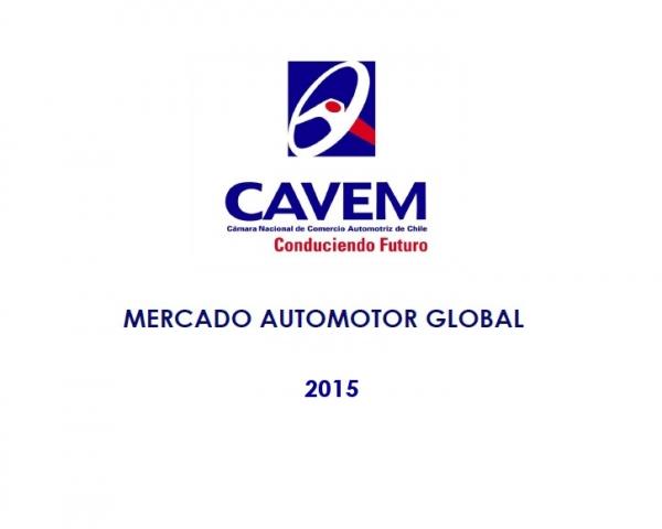 Mercado Automotor 2015