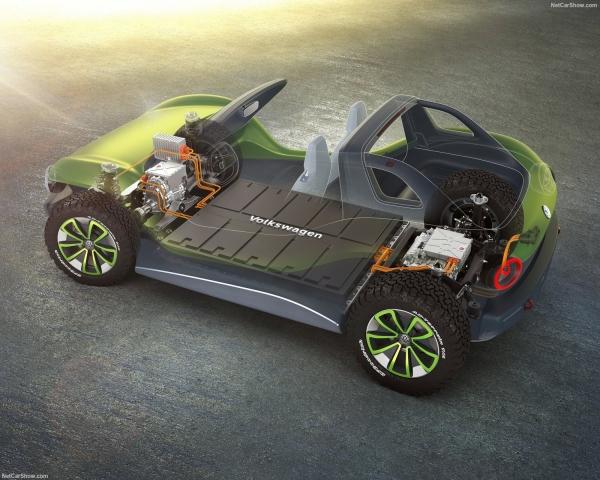 Volkswagen abre su plataforma el�ctrica a la producci�n de otros fabricantes para abaratar costos