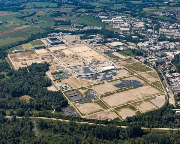 Audi construirá un parque tecnológico de 75 hectáreas en Ingolstadt