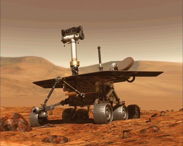 Un árbol inspira cómo dar energía de emergencia a vehículos en Marte