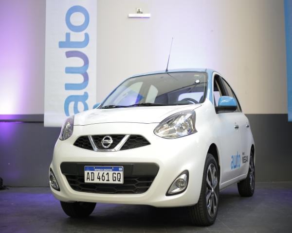 Awto llega a Argentina para explotar el negocio del carsharing