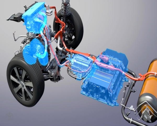 Nuevo material clave para revolucionarios motores de hidrógeno