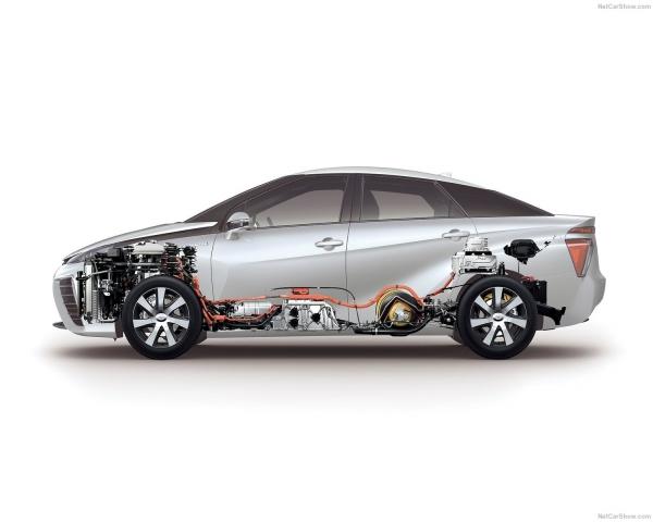 Autos con pila de combustible pueden competir con el�ctricos