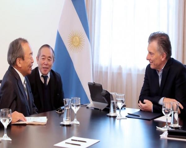 Toyota trasladará a la Argentina las operaciones de su División Latinoamérica