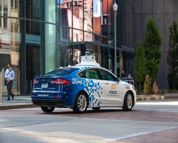 La vida útil de los vehículos autónomos será de solo cuatro años