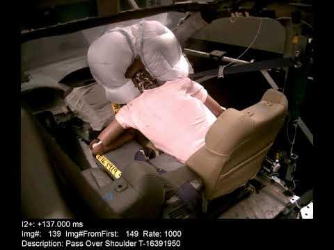 As� es el nuevo Airbag que Honda implementar� en sus autos