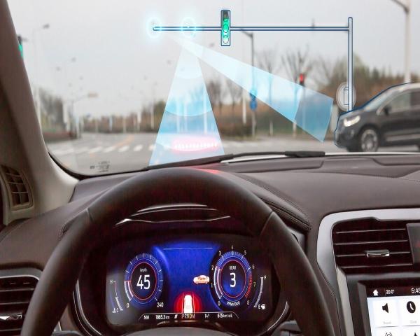 Coches con Rayos X y airbags gigantes: la tecnología que viene