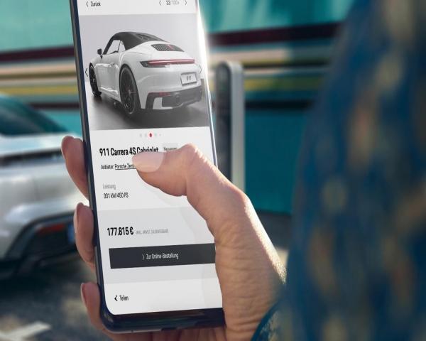 Más de 80 concesionarios de Porsche comienzan a vender por Internet