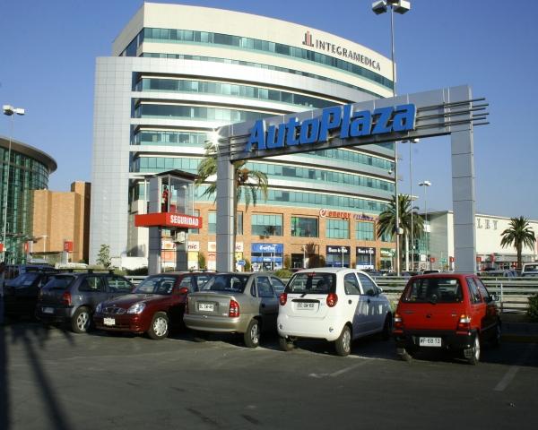 Innovaci�n chilena que se vuelve mundial: instalar puntos de venta en centros comerciales