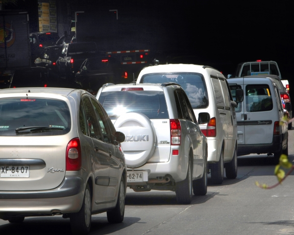 La industria del automóvil emite un 9% de los gases de efecto invernadero