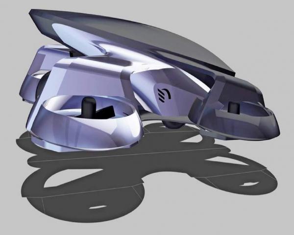 Inversión de Toyota da impulso al desarrollo de los autos voladores