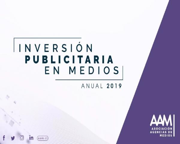 Informe de Inversión Publicitaria mensual en Chile 2019