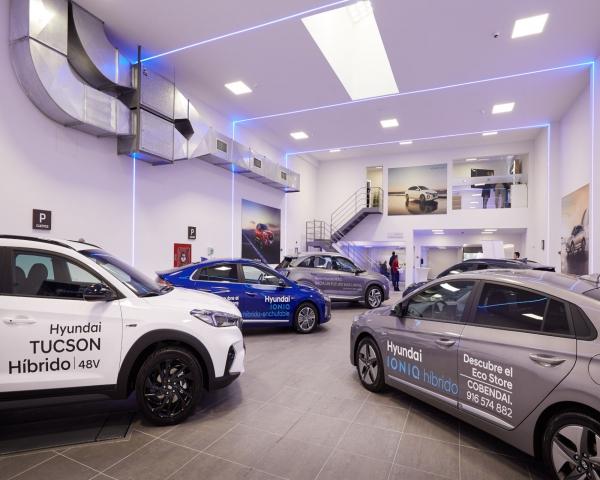 Crean concesionario dedicado exclusivamente a vehículos electrificados