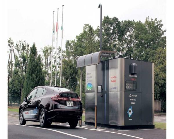 Mientras el mundo piensa en un futuro de autos eléctricos, Japón lo apuesta por el auto a hidrógeno