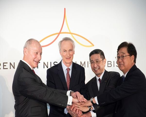 Así es el nuevo plan de la alianza Renault-Nissan-Mitsubishi
