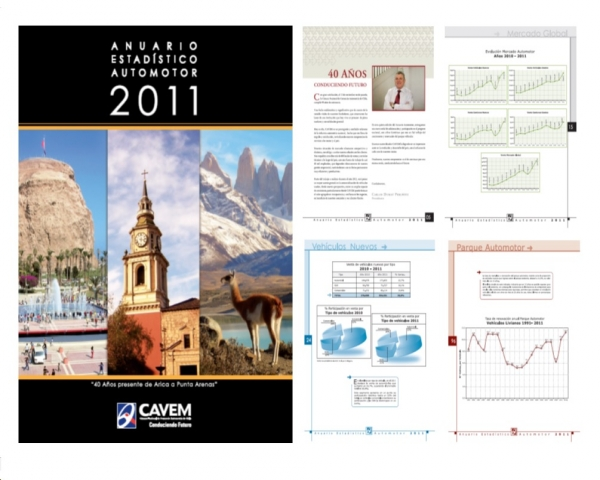 Anuario EstadÍstico Automotor 2011
