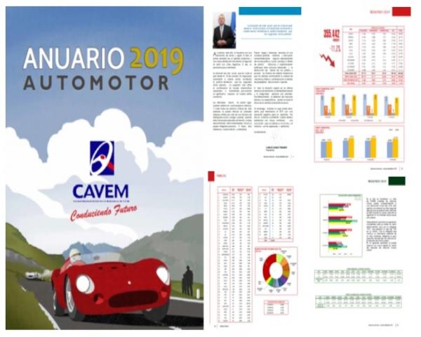 Anuario EstadÍstico Automotor 2019