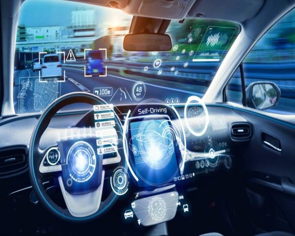 Apple trabaja en los vidrios del auto del futuro