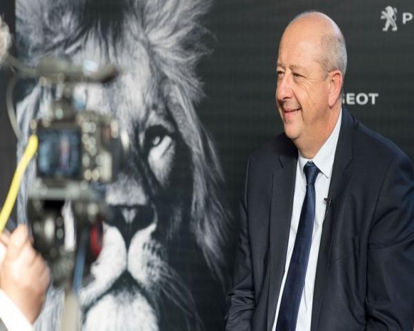 Jean-Philippe Imparato, CEO de Peugeot: