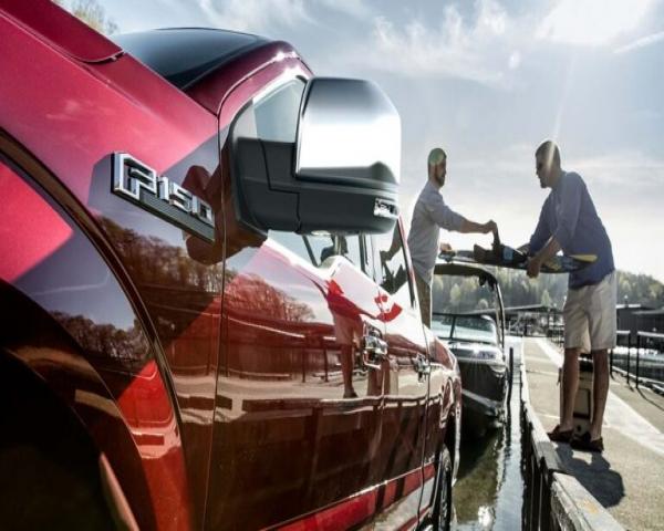 Radiograf�a 3er trimestre Chileautos: Ford f-150 es el veh�culo m�s buscado en Chile