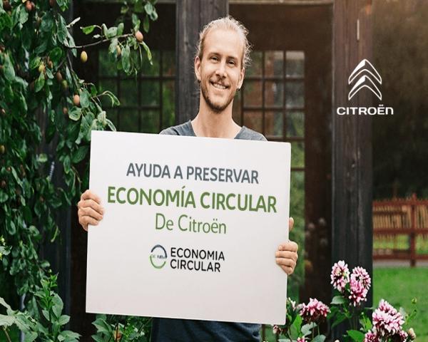 Citroen Chile implementa sistema de economía circular en su servicio de posventa y repuestos