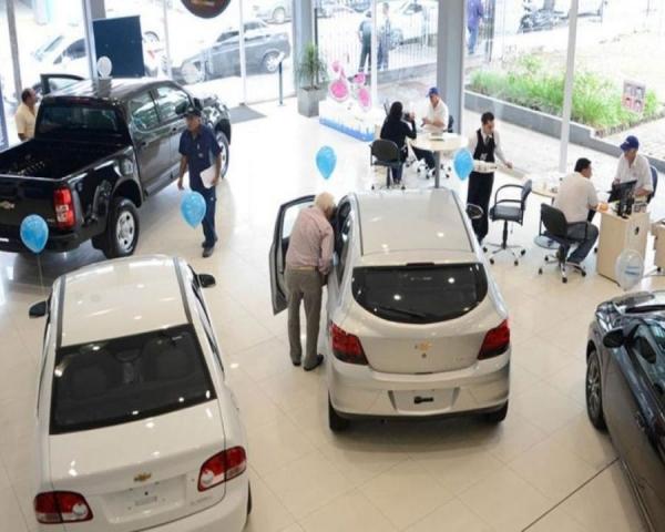 Desembarco de vehículos nuevos durante los primeros meses del año duplicó el total de 2020